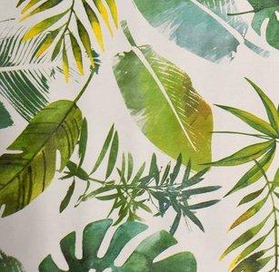 tafelzeil jungle leaf bladeren