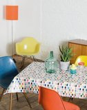 (120cm) Rond tafelzeil Lola Spoons _