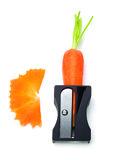 Qualy groenteschiller / dunschiller Karoto zwart_