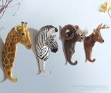 wandhaakjes dieren