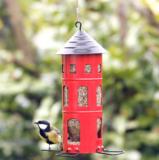 vogelvoer houder silo