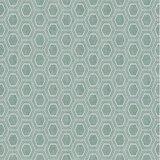 Tafelzeil Honingraat groen/grijs _