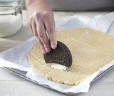 Biscuit koekjes snijder_