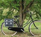 fietstas basil mara xl hart dots