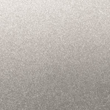 Glitterfolie zilver 45x150 cm_