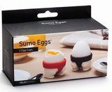 Sumo Eggs eierdop set_