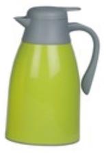 Thermoskan Cuisine groen met grijs