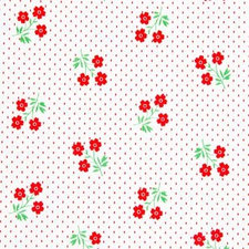 Kitsch Kitchen plakfolie poppies bloemen 200x45cm