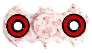 Fidget spinner Batman bloem roze