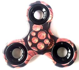 Fidget spinner basketbal