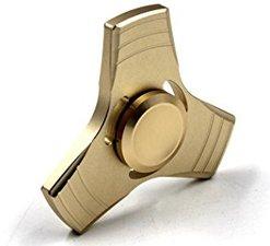 Fidget metalen spinner goud