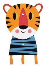 Kapstok Kitsch Kitchen tijger