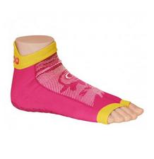 Antislip zwemsokken Sweakers roze maat 31-34