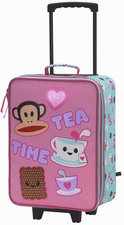 Paul Frank trolley tea party blauw/roze