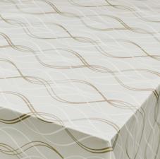 40x140cm Restje tafelzeil waves
