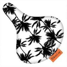 Zadelhoesje bikecap palmbomen