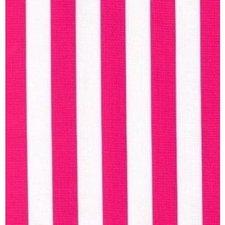Rond Mexicaans tafelzeil strepen roze (120cm)