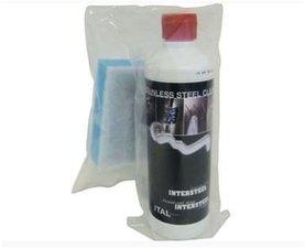 RVS reiniger Intersteel met spons