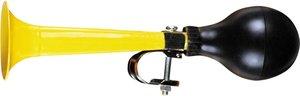Fietstoeter geel