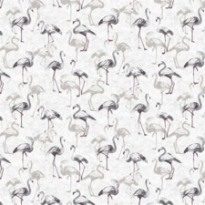 Tafelzeil flamingoland grijs tinten