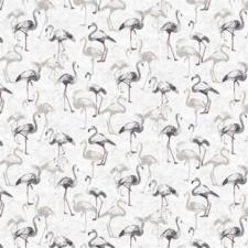 Ovaal tafelzeil flamingoland grijs tinten