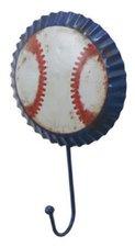 Kapstok haakje vintage baseball