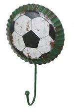 Kapstok haakje vintage voetbal
