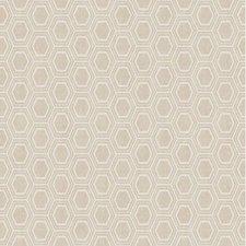 35x140 Restje tafelzeil honingraat beige