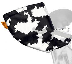 Handmoffen BikeCap koeien print