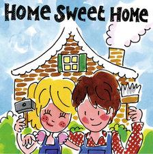 Blond Amsterdam kaart Home sweet home