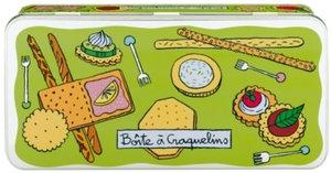 Derriere La Porte blik voor toastjes en crackers