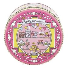 Derriere La Porte snoeptrommel roze