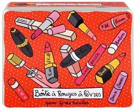 Lippenstift blik Derriere la Porte