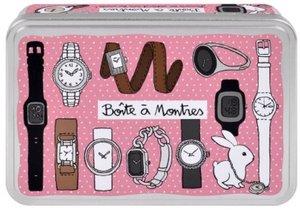 Blik voor horloges Derriere La Porte