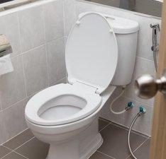 Toilet douche, bidet