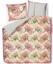 PiP Studio dekbedovertrek La Fleur de Vie roze 140x220cm