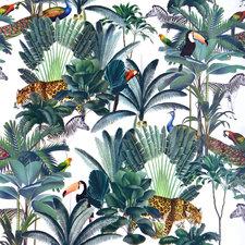 Tafelzeil tropical animals (leverbaar week 14)