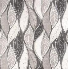 Tafelzeil grey leafs