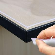 Tafelbeschermer 2mm dik transparant tafelzeil (100cm)