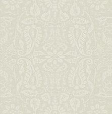 30x140cm Restje tafelzeil ornament naturel