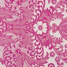 Ovaal Mexicaans tafelzeil paraiso roze