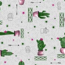 Tafelzeil cactus Mexico