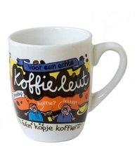Mok Voor een echte koffieleut