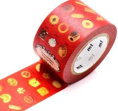 MT Masking tape baked sweets