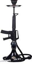 MOB M-16 waterpijp zwart 85cm