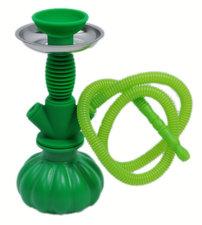 Waterpijp onbreekbaar 25cm (groen)