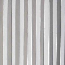Vliegengordijn plastic stroken grijs/wit 90x220cm