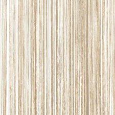 Draadjesgordijn beige-bruin 90x200cm