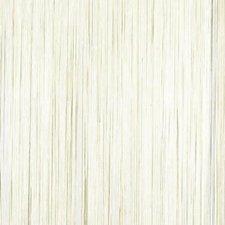 Draadjesgordijn ecru 100x250cm