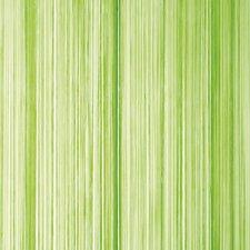 Draadjesgordijn lime groen 100x250cm